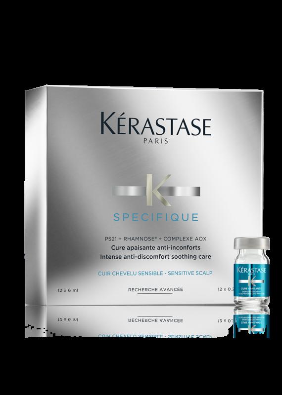 Kérastase Specifique Cure Apaisante 12*6 ml