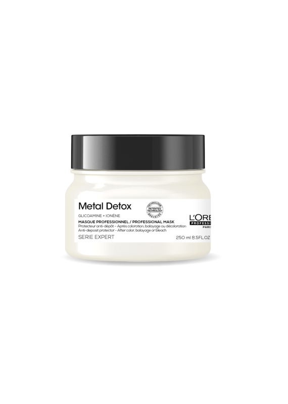 L'Oréal Metal Detox Masque Professionnel
