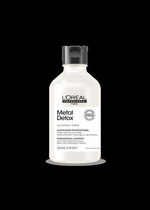 L'Oréal Metal Detox Shampooing Professionnel
