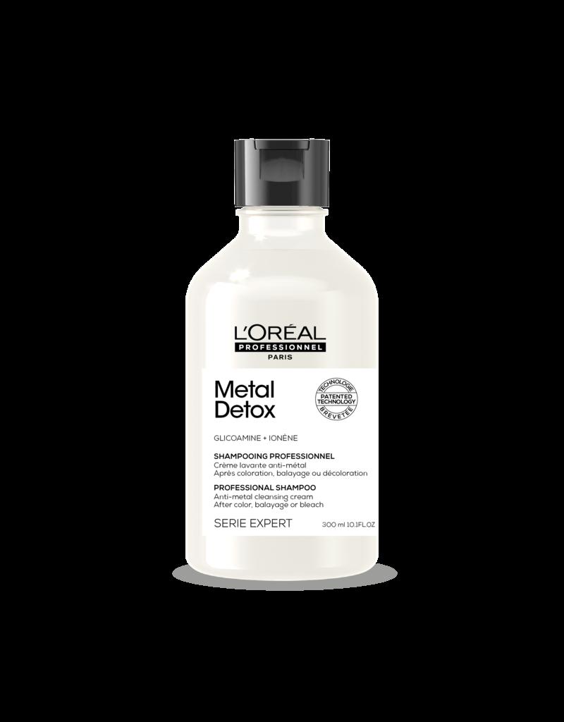 L'Oréal Metal Detox Shampooing Professionnel / Professional Shampoo 300 ML