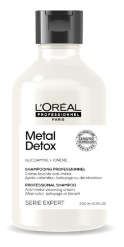 L'Oréal Metal Detox Shampoo