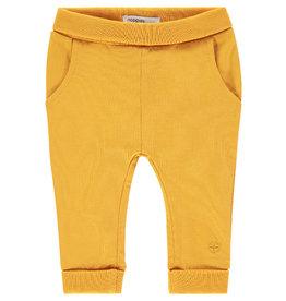 Noppies Noppies broek Humpie - oker geel