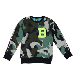 B'Chill B'CHILL SWEATER - DARIO