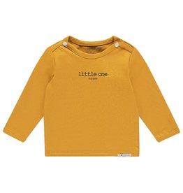 Noppies Noppies lange mouw Hester - oker geel
