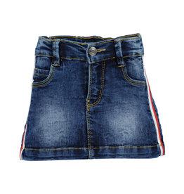 Blue Seven Blue Seven Rok Jeans meisjes