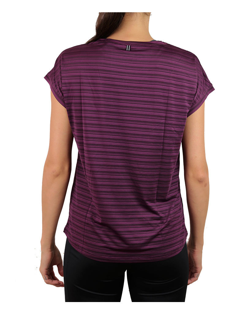 Endurance Sportswear Endurance Sportswear Limko Tee - Quick Dry - Paars