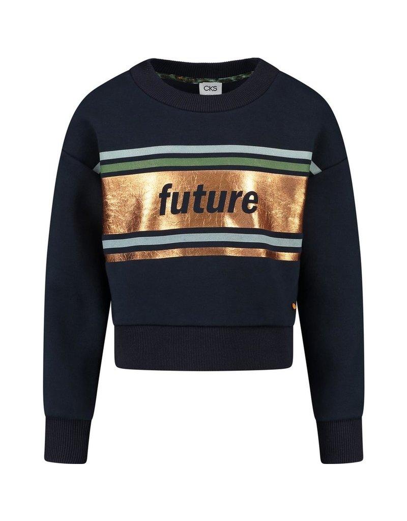 CKS CKS  Sweater Ibadan Dark Navy winter 2019