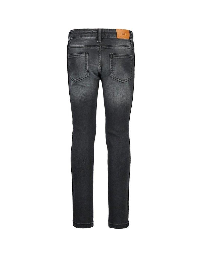 CKS Jeans Iveline-Full Black-Winter 2019