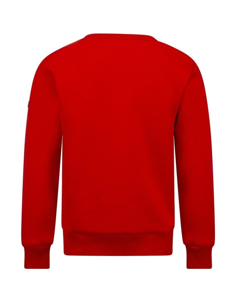 CKS Sweater Bernie-Red-winter 2019