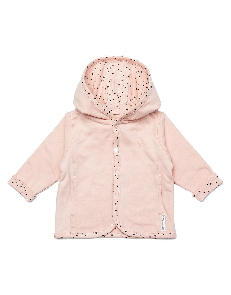 Noppies Noppies Vest Bonny - Perzik roze
