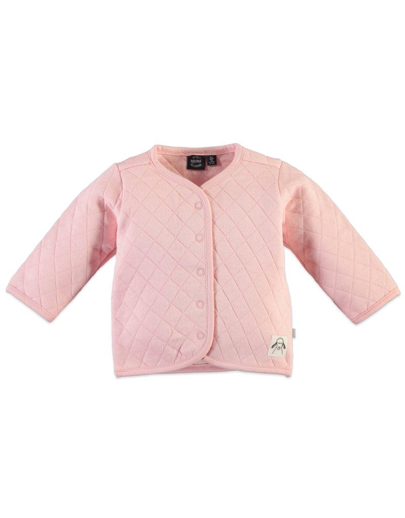 Babyface Babyface vest gestepped - Roze - winter 2019