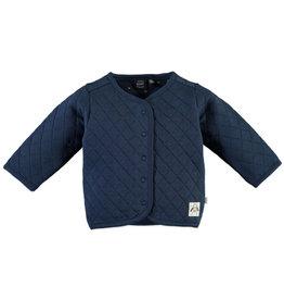 Babyface Babyface vest gestepped - Blauw