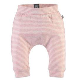 Babyface Babyface sweatpants - Roze met streepje