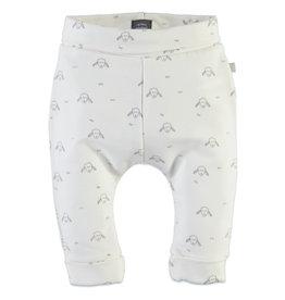 Babyface Babyface sweatpants - Gebroken wit met print