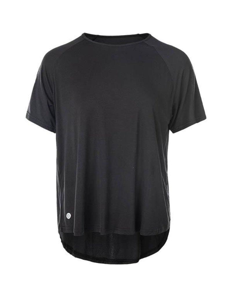 Endurance Sportswear Endurance Sportswear Govina Tee - Quick Dry - Zwart