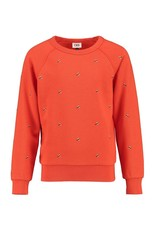 CKS - Belmer -  sweater-Spicy Red-lente 2020