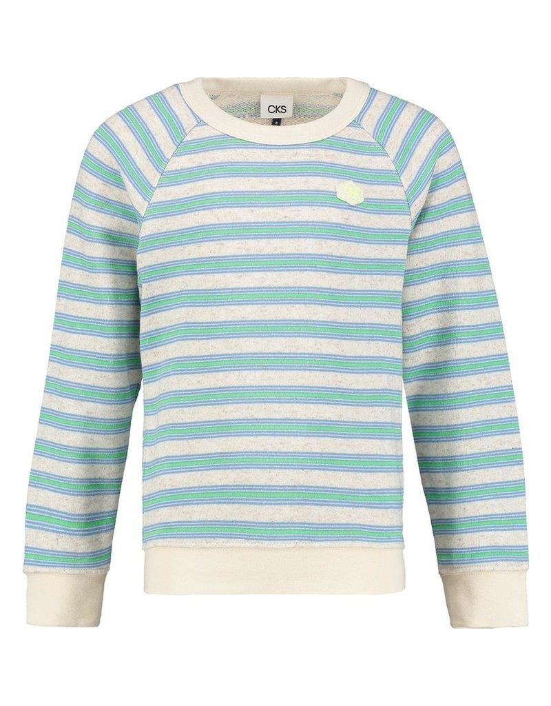 CKS sweater Badries Ocean Blue Summer 2020