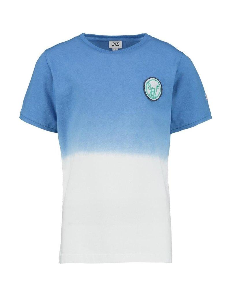 CKS T-shirt Yeaton Ocean Blue Summer 2020