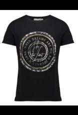Geisha Geisha-t-shirt-black-summer 2020