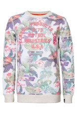 Petrol Industries Petrol Flowerprint sweater - Zomer 2020