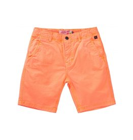 Petrol Industries Petrol Short Chino - Shocking Orange