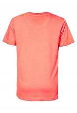 Petrol Industries Petrol T-shirt jongen Fiery Coral - Zomer 2020