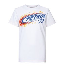 Petrol Industries Petrol T-shirt jongen artwork Bright white