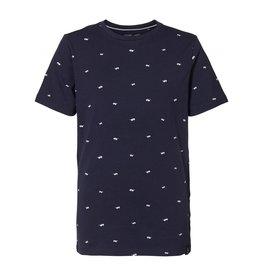 Petrol Industries Petrol T-shirt jongen all over print zonnebrillen