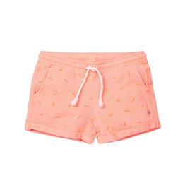 Petrol Industries Petrol Bliksem short Girls -  Fiery Coral