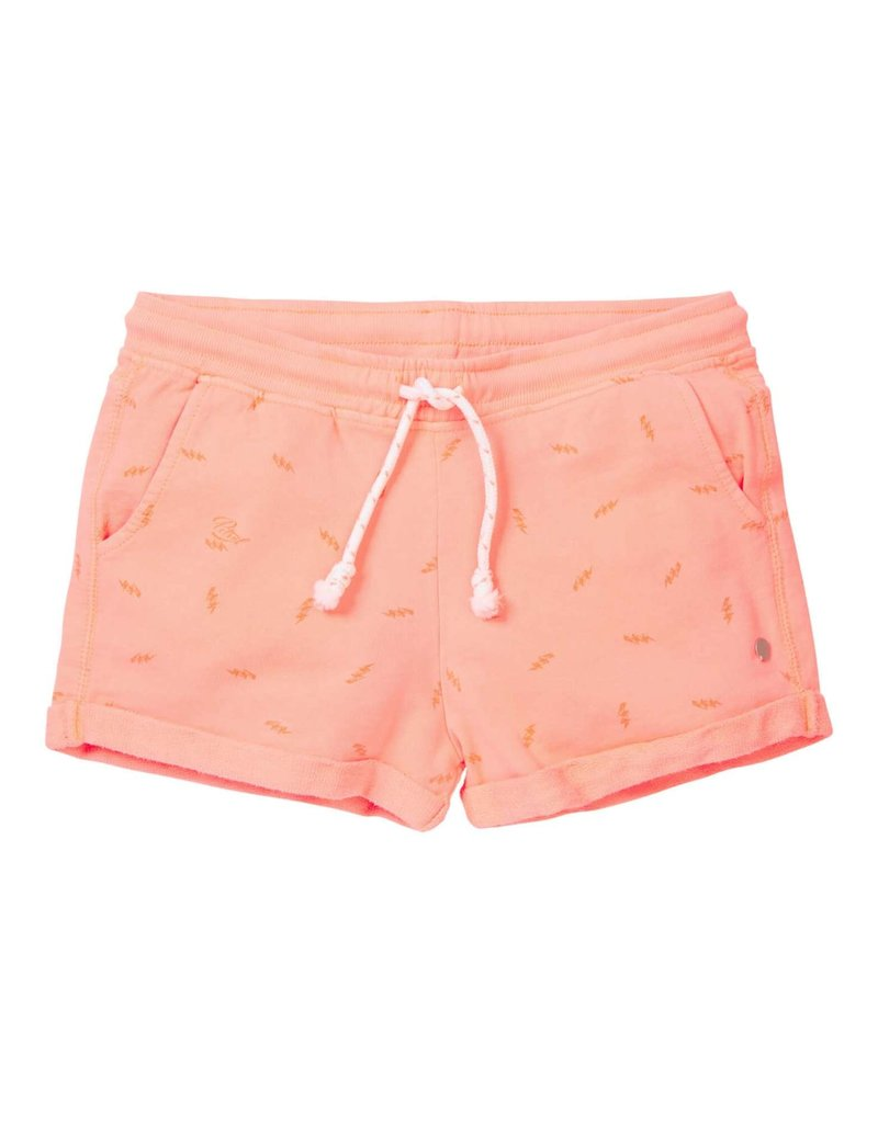 Petrol Industries Petrol Bliksem short Girls -  Fiery Coral - Zomer 2020
