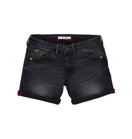 Petrol Industries Petrol Steal black denim short - Girls