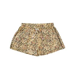 Petrol Industries Petrol shorts Girls Animal Print Mellow Yellow