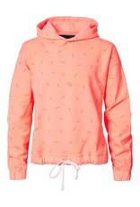 Petrol Industries Petrol Sweat hoodie Girls - Fiery Coral - Zomer 2020