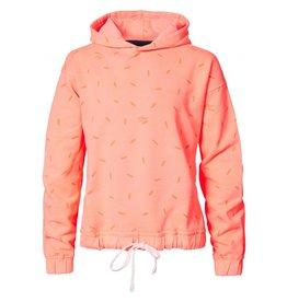 Petrol Industries Petrol Sweat hoodie Girls - Fiery Coral