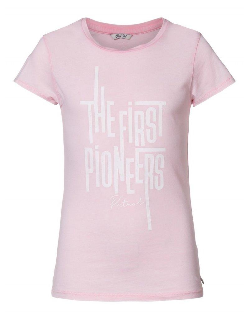 Petrol Industries Petrol T-shirt girls  korte mouw - Paars - Zomer 2020