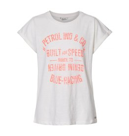 Petrol Industries Petrol T-shirt girls  korte mouw - Wit