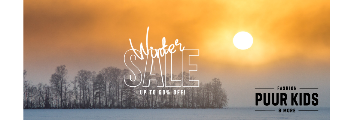Puur Kids Winter Sale