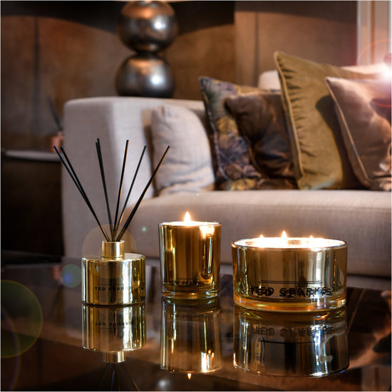 TED SPARKS - Magnum - Metallic Collection - Gold