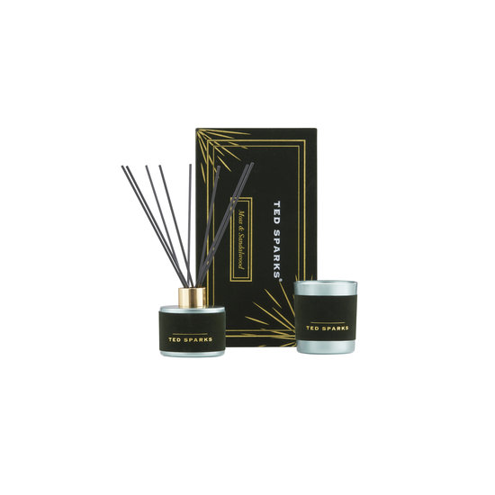 TED SPARKS TED SPARKS - Gift Box - Moss & Sandalwood