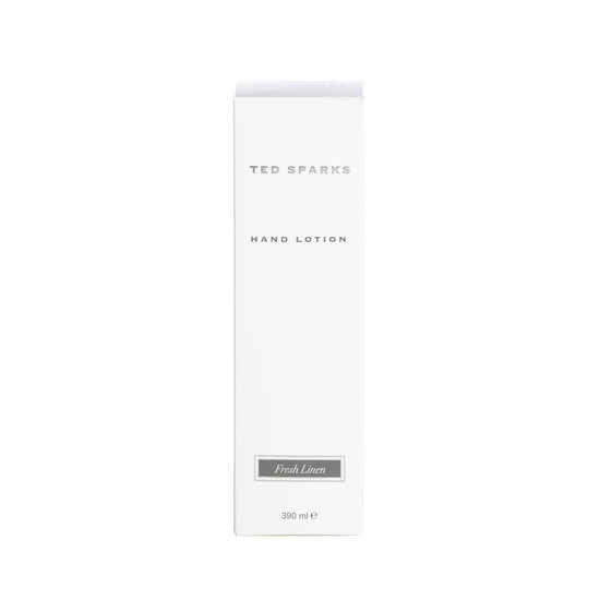 TED SPARKS TED SPARKS - Hand Lotion - Fresh Linen