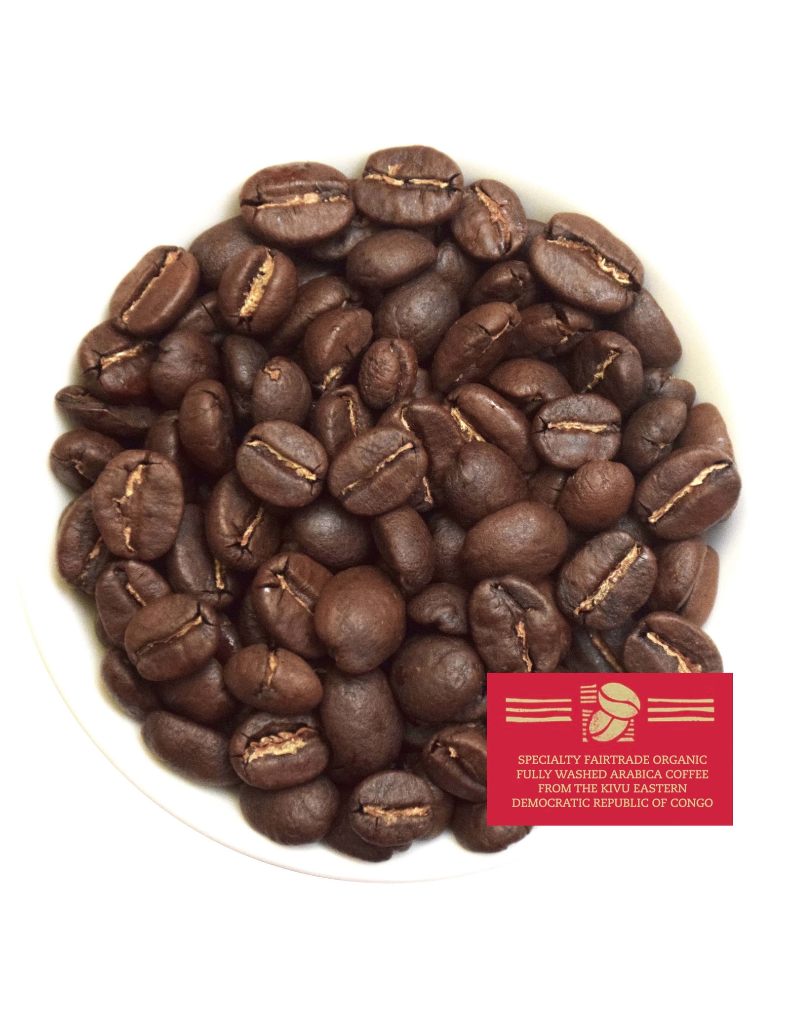 Koffiebranderij Sao Paulo CONGO 'MISTY MOUNTAIN'