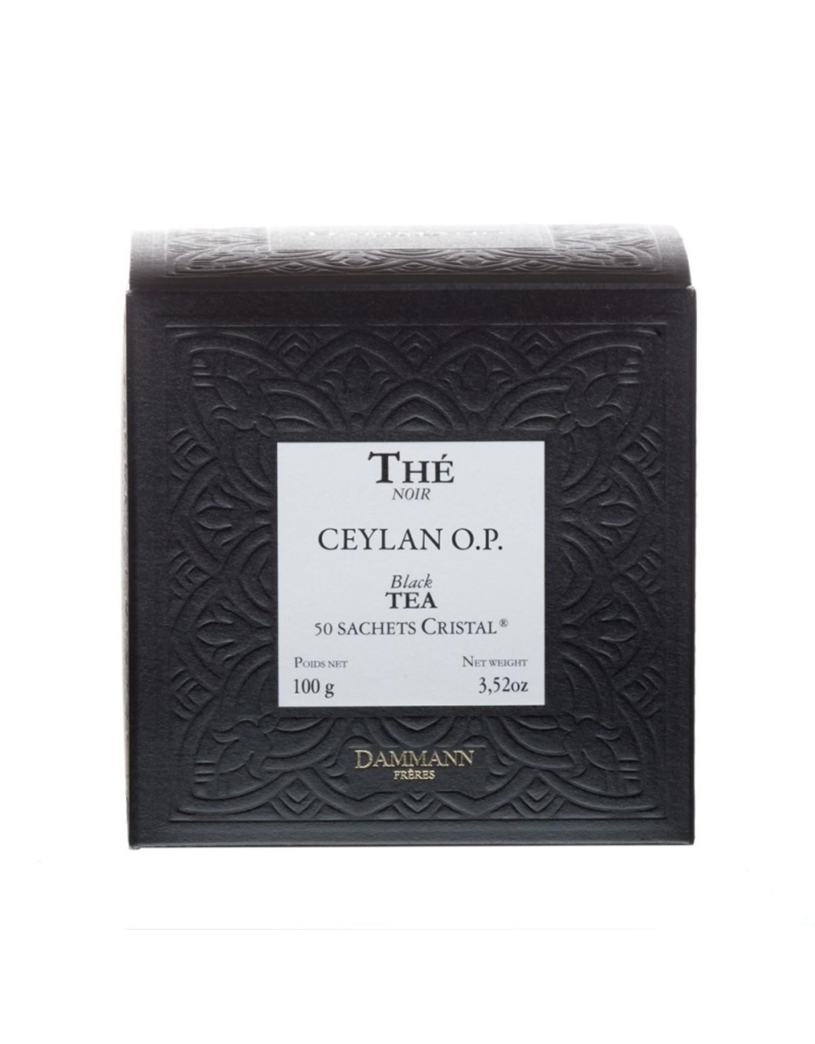Dammann 'Ceylan O.P' Black tea