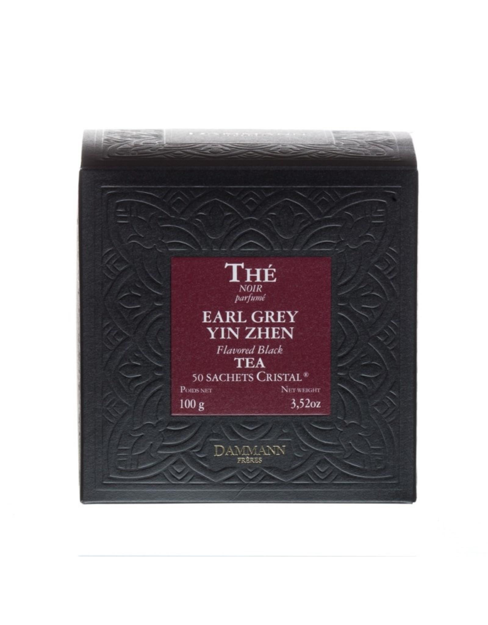 Dammann 'Earl Grey Yin Zhen' Flavoured Black tea