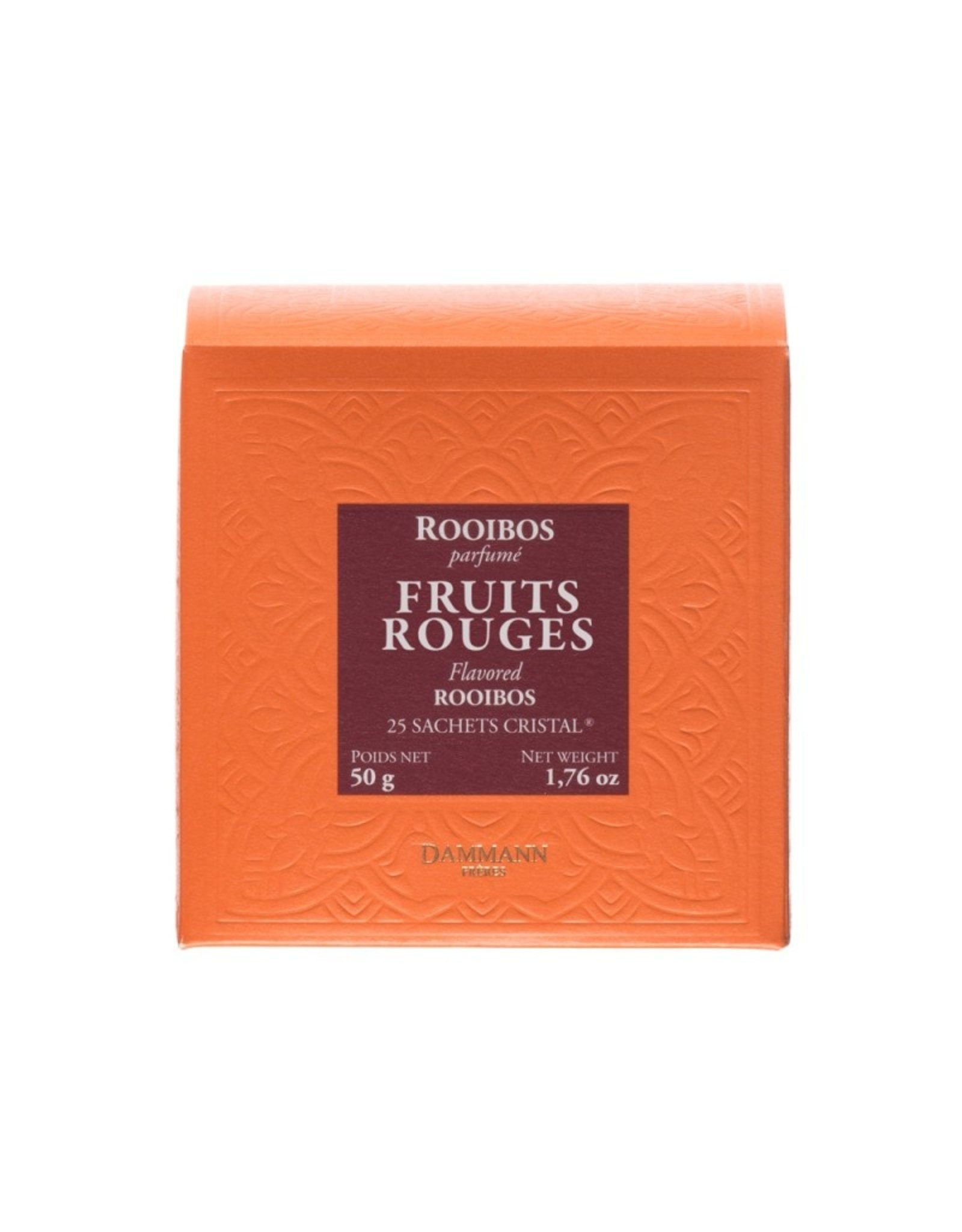 Dammann 'Fruits Rouges' Rooibos