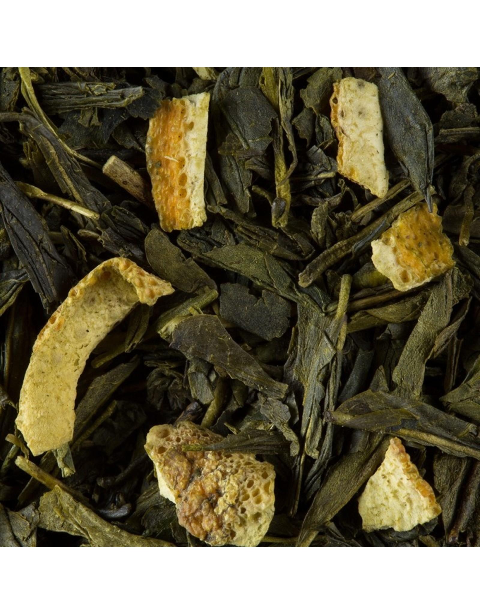 Dammann 'Soleil Vert' Flavoured Green tea