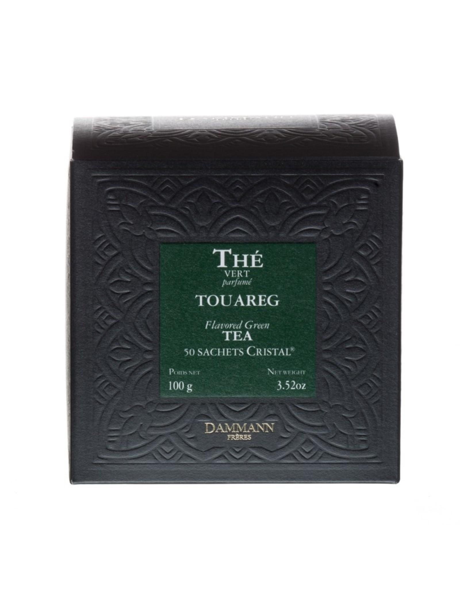 Dammann 'Touareg' Flavoured Green tea