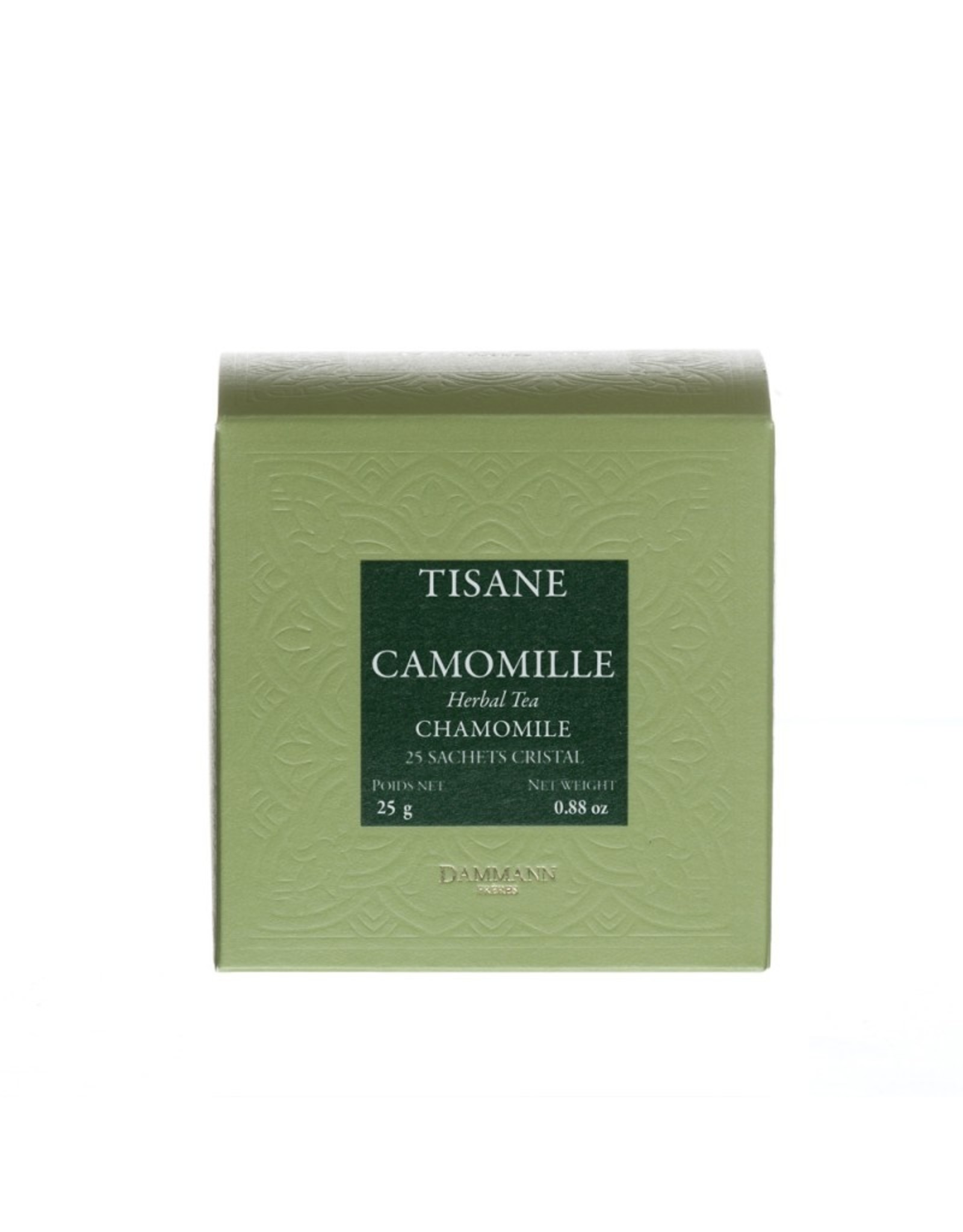 Dammann 'Camomille' Herbal tea