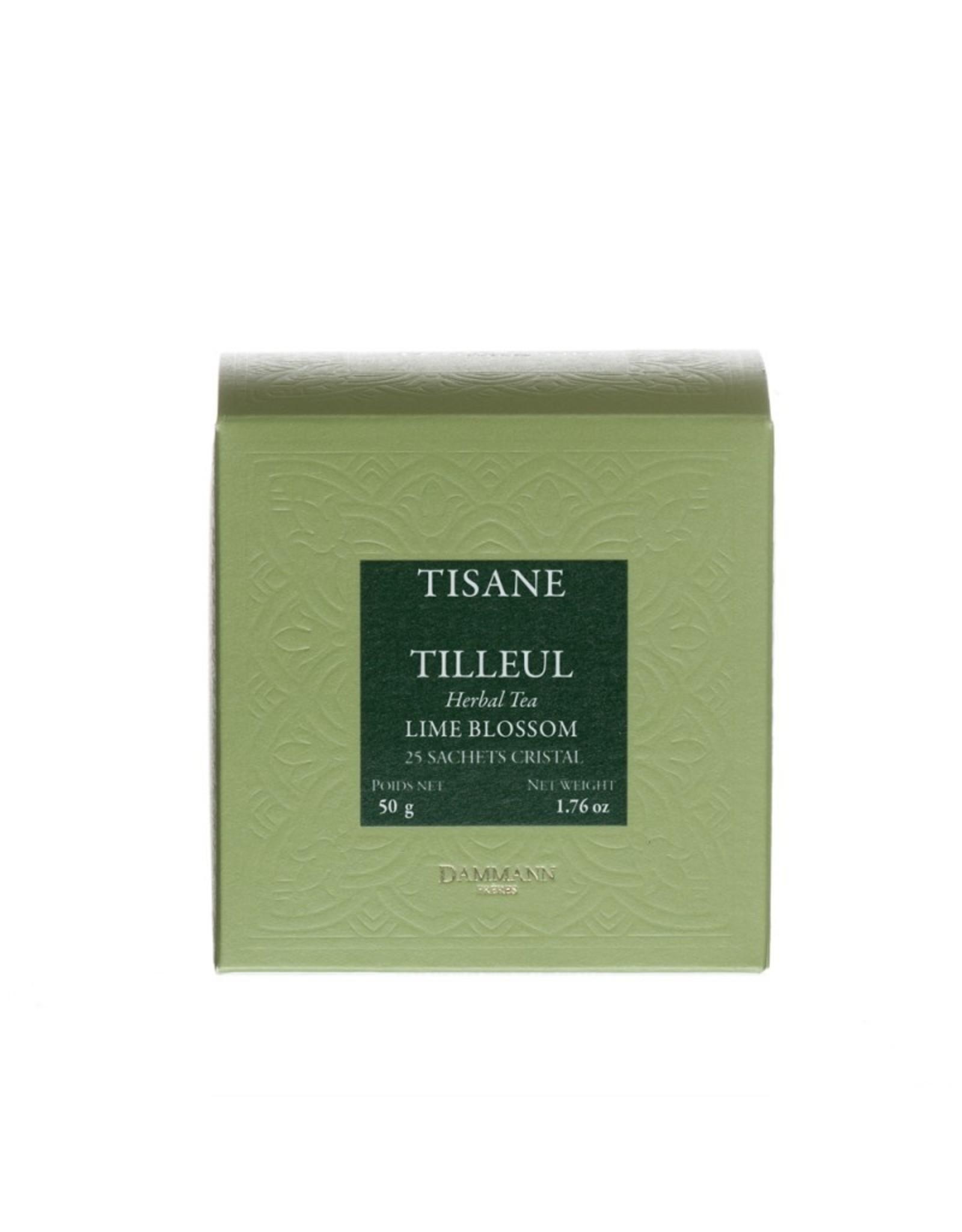 Dammann 'Tilleul' Herbal tea