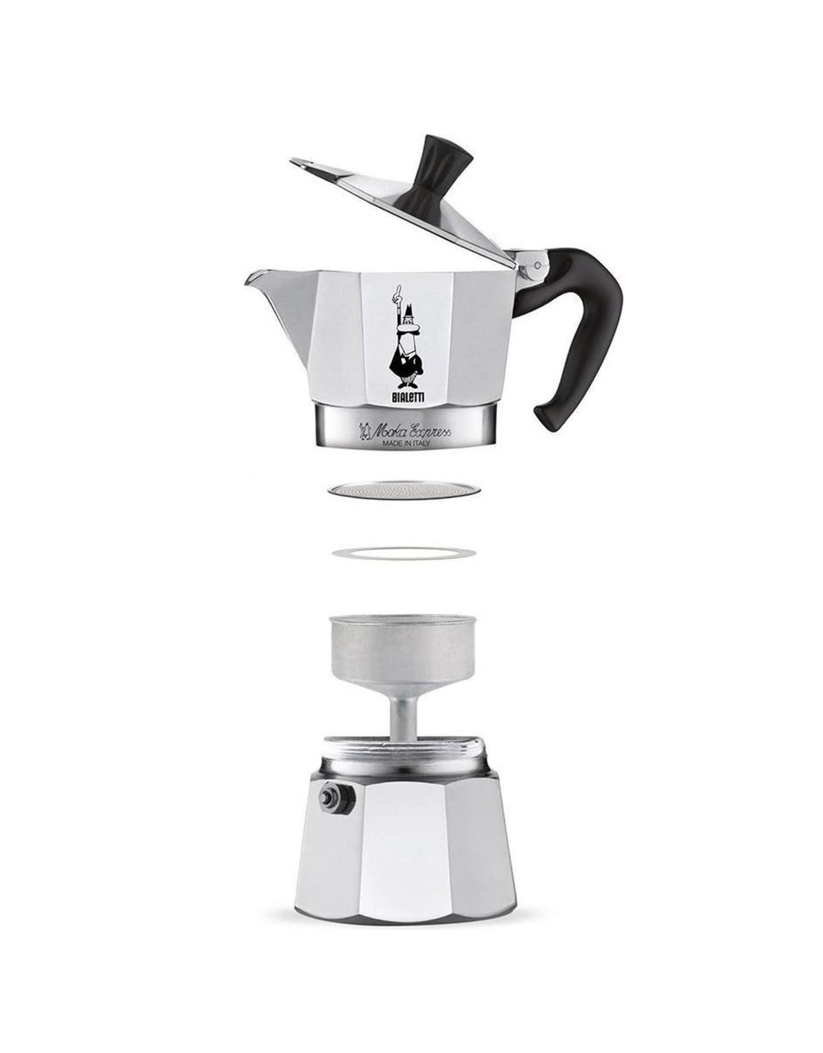 Bialetti Bialetti Aluminium 3 cups