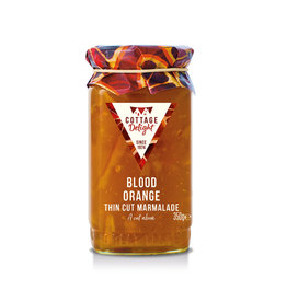 Cottage Delight Blood orange thin cut marmalade